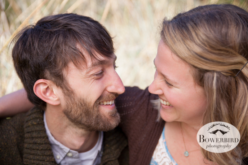 So adorable! © Bowerbird Photography 2013; Engagement Photo in Tilden Park, Berkeley.