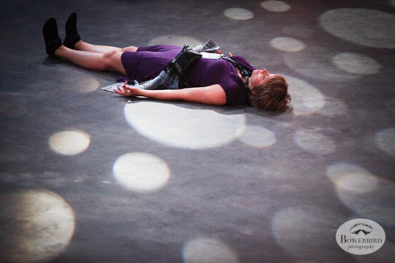 A fan taking a break. © Bowerbird Photography, Austin and SXSW 2013 Photo.