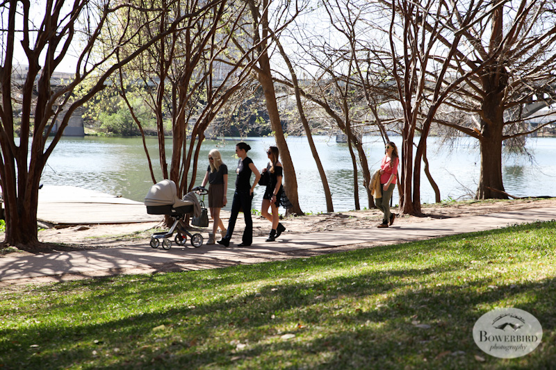 Walk along the water. © Bowerbird Photography, Austin and SXSW 2013 Photo.