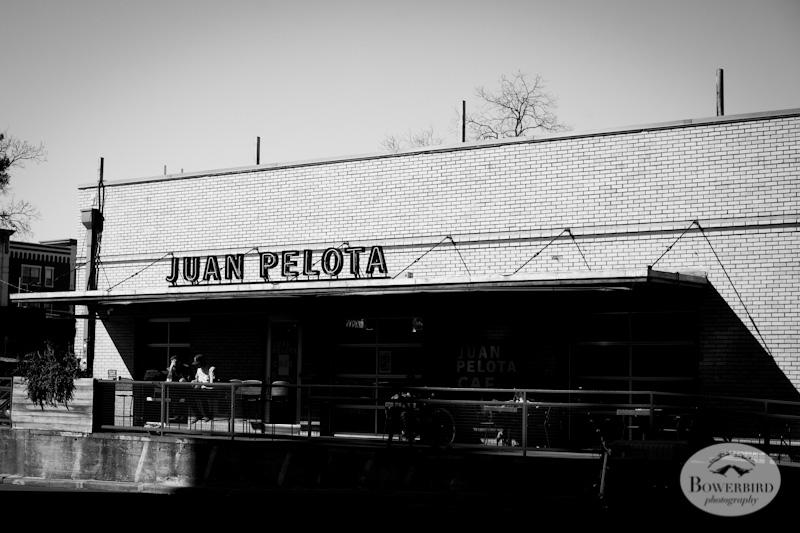 Juan Pelota coffee shop. © Bowerbird Photography, Austin and SXSW 2013 Photo.