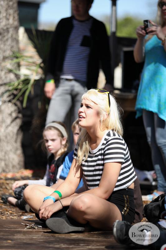 Residual Kid fan! © Bowerbird Photography, Austin and SXSW 2013 Photo.