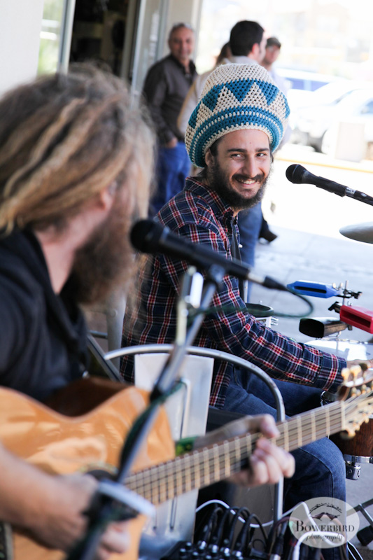 Whole Food parking lot concert ;) © Bowerbird Photography, Austin and SXSW 2013 Photo.
