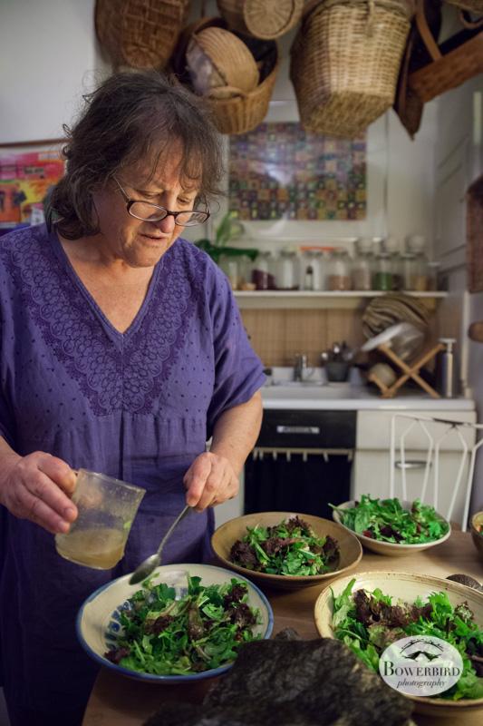 Carol made crab salad that was so amazing! © Bowerbird Photography 2013.
