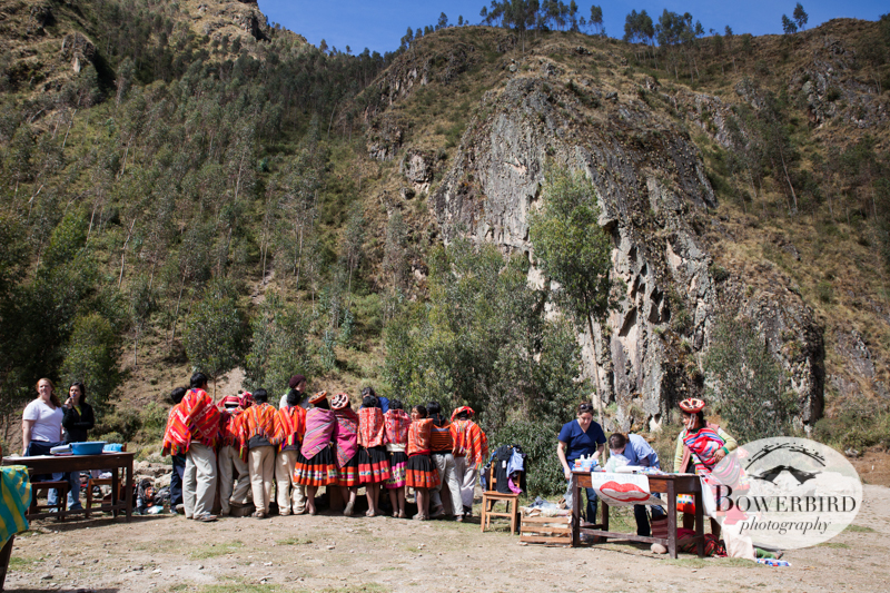 What a beautiful classroom! © Bowerbird Photography 2013, Sacred Valley Health and Suny Brockport in Huilloc, Peru.