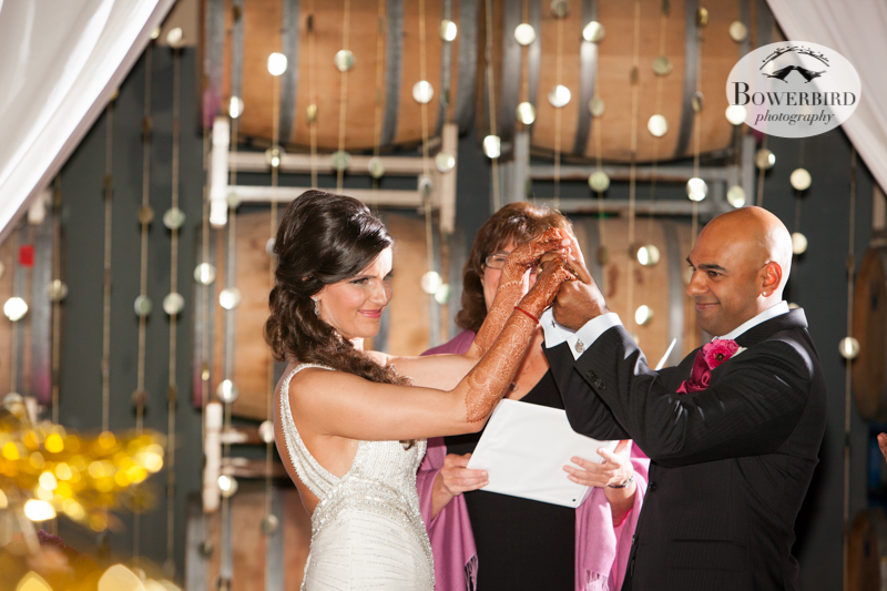 All together now! © Bowerbird Photography 2013, Wedding at the San Francisco Winery SF on Treasure Island.