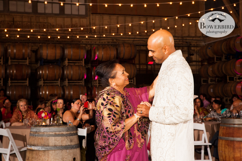 This is adorable! © Bowerbird Photography 2013, Wedding at the San Francisco Winery SF on Treasure Island.