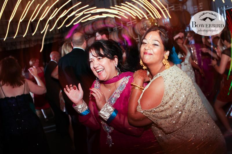 So much fun! © Bowerbird Photography 2013, Wedding at the San Francisco Winery SF on Treasure Island.