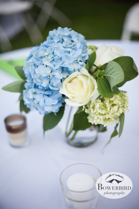 Table details at the wedding. © Bowerbird Photography 2013, Destination Wedding Photography in the Brandywine Valley, Pennsylvania.
