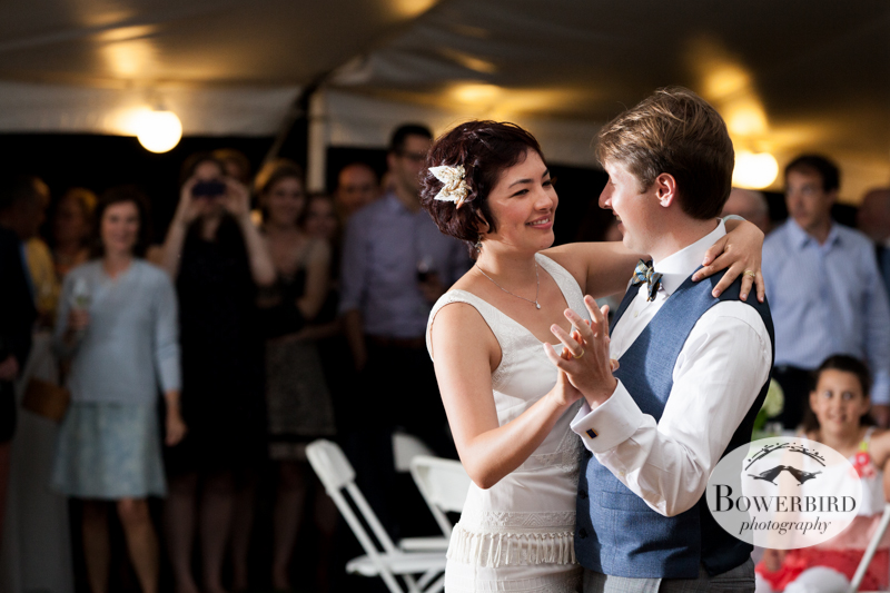 The first dance :) © Bowerbird Photography 2013, Destination Wedding Photography in the Brandywine Valley, Pennsylvania.