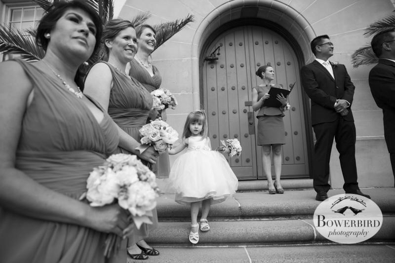 San Francisco Film Centre Wedding Photography.© Bowerbird Photography 2013.