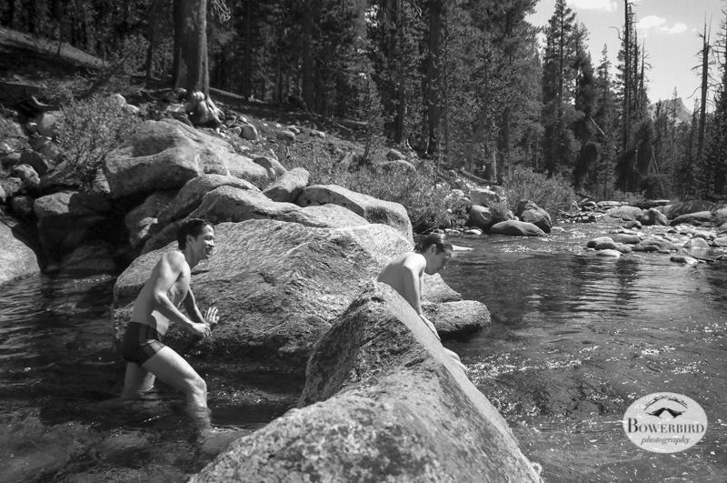 Camping in Yosemite. © Bowerbird Photography 2013.