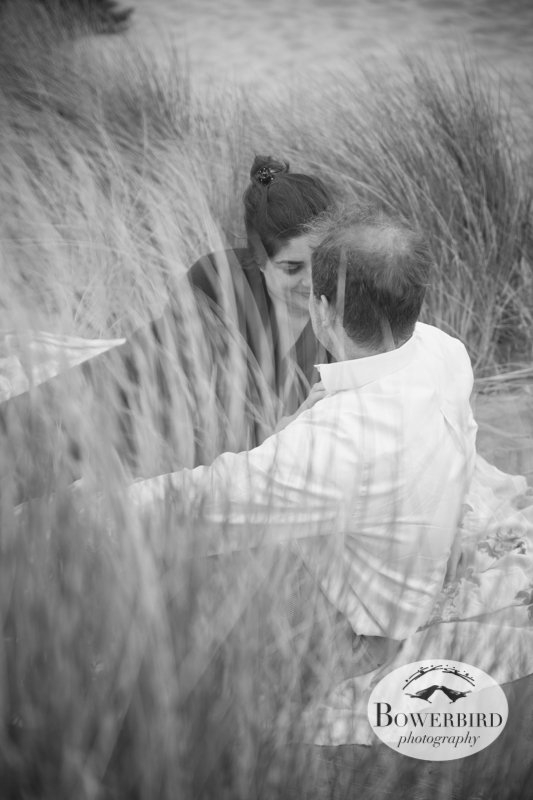 San Francisco Engagement Photo Session at Land's End and Ocean Beach.© Bowerbird Photography 2013.
