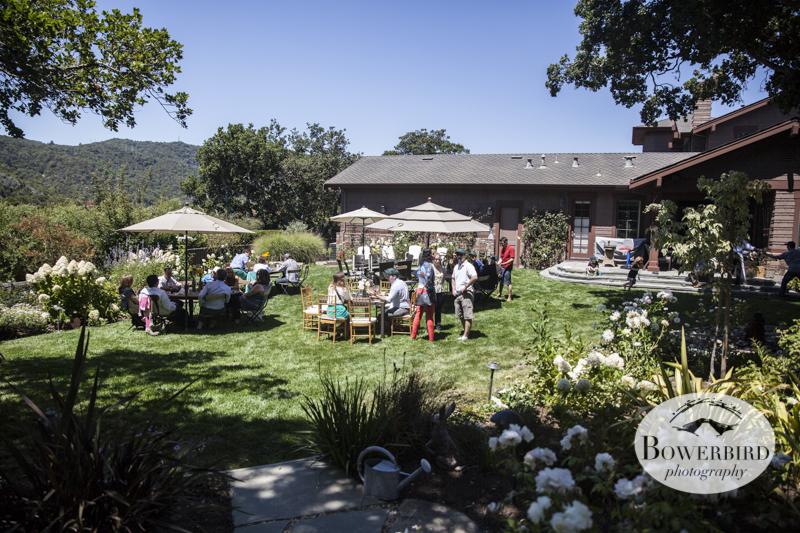 Family Brunch in San Rafael. © Bowerbird Photography 2013.