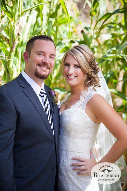 Wente Vineyards Wedding Photography in Livermore. © Bowerbird Photography 2013.