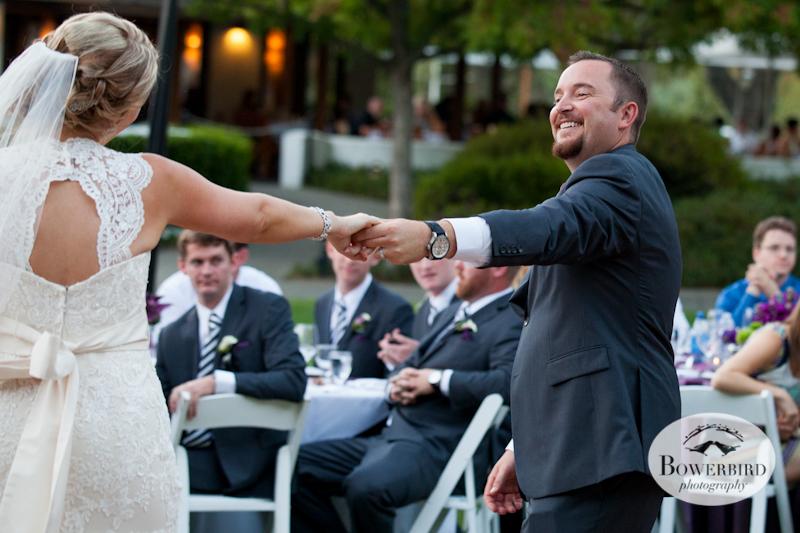 First Dance. Wente Vineyards Wedding Photography in Livermore. © Bowerbird Photography 2013.