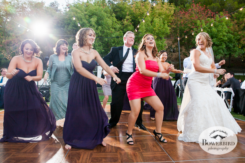 Flash mob!! Wente Vineyards Wedding Photography in Livermore. © Bowerbird Photography 2013.