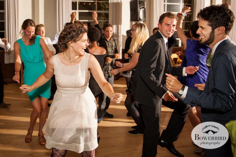 Yea!!! Lucie Stern Community Center Wedding Photos.© Bowerbird Photography 2013