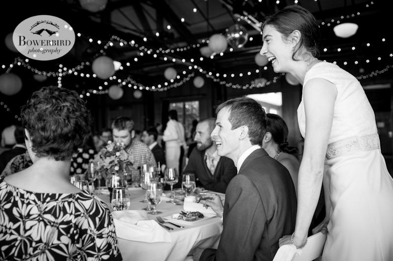 Potrero Hill Neighborhood House Wedding in San Francisco. © Bowerbird Photography 2013.