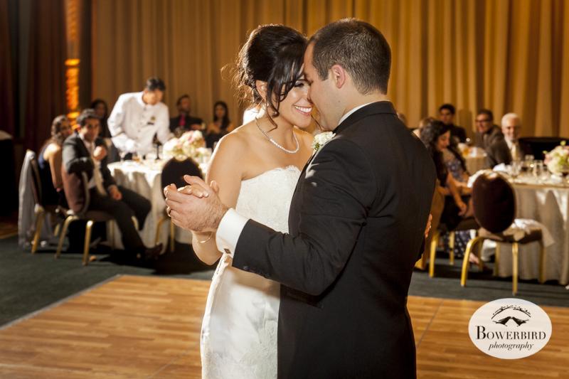 San Francisco Wedding Photography at the Intercontinental Mark Hopkins.© Bowerbird Photography.