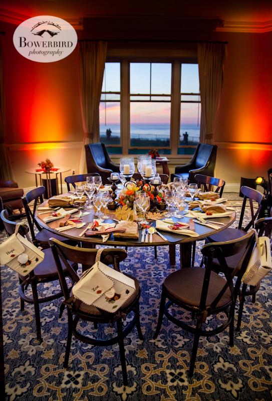 Thanksgiving at the Ritz-Carlton in Half Moon Bay.© Bowerbird Photography 2013.