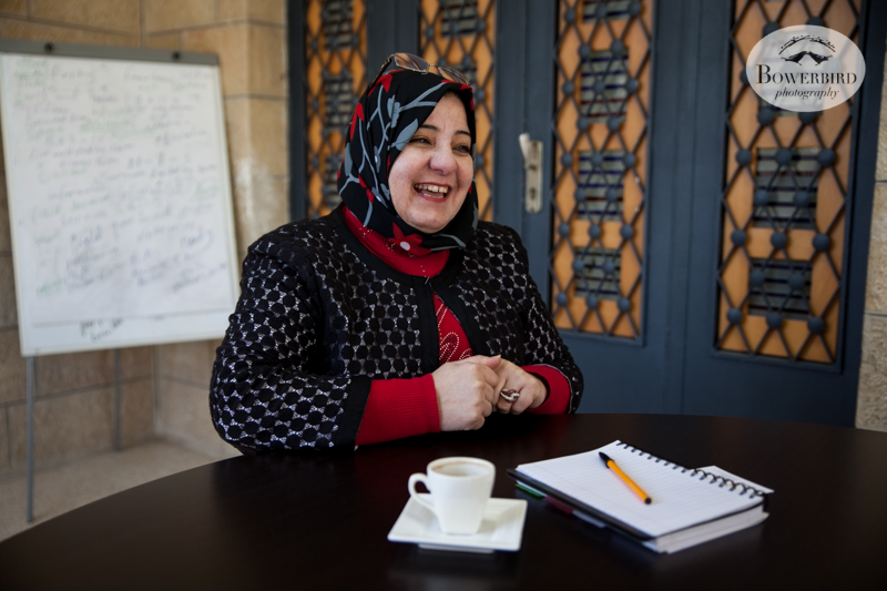 Global Fund for Women Site Visits in the West Bank, Palestine © Bowerbird Photography, 2014