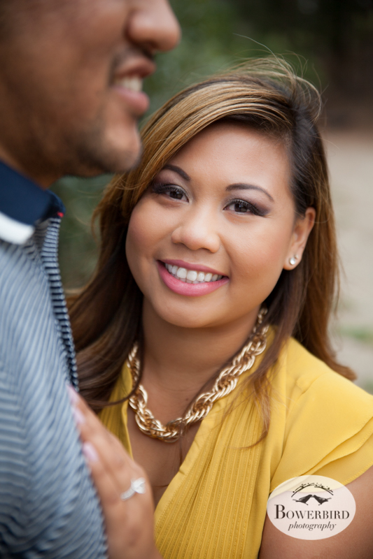 San Francisco Engagement Photo Session in Glen Canyon Park  .  © Bowerbird Photography 2014