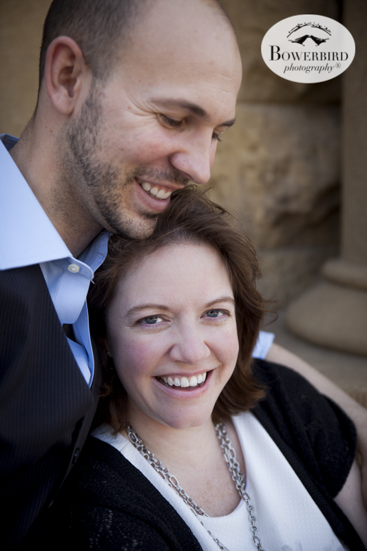 Anniversary Photo Session at Stanford University in Palo Alto. © Bowerbird Photography 2015