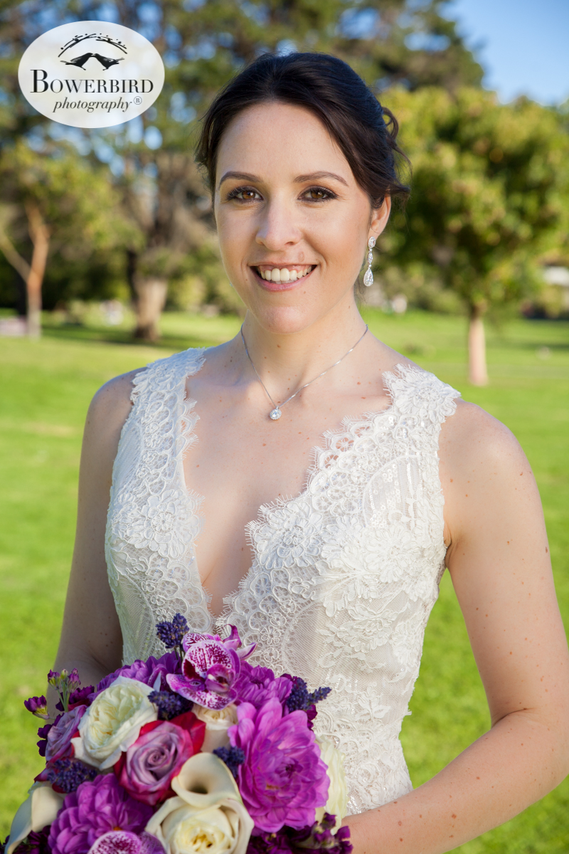 SF Botanical Garden wedding photos. © Bowerbird Photography 2016