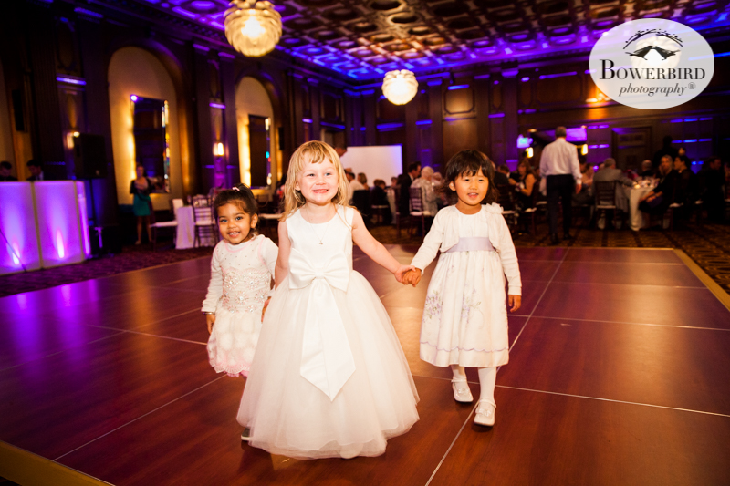 These little girls were ready to dance. © Bowerbird Photography 2016