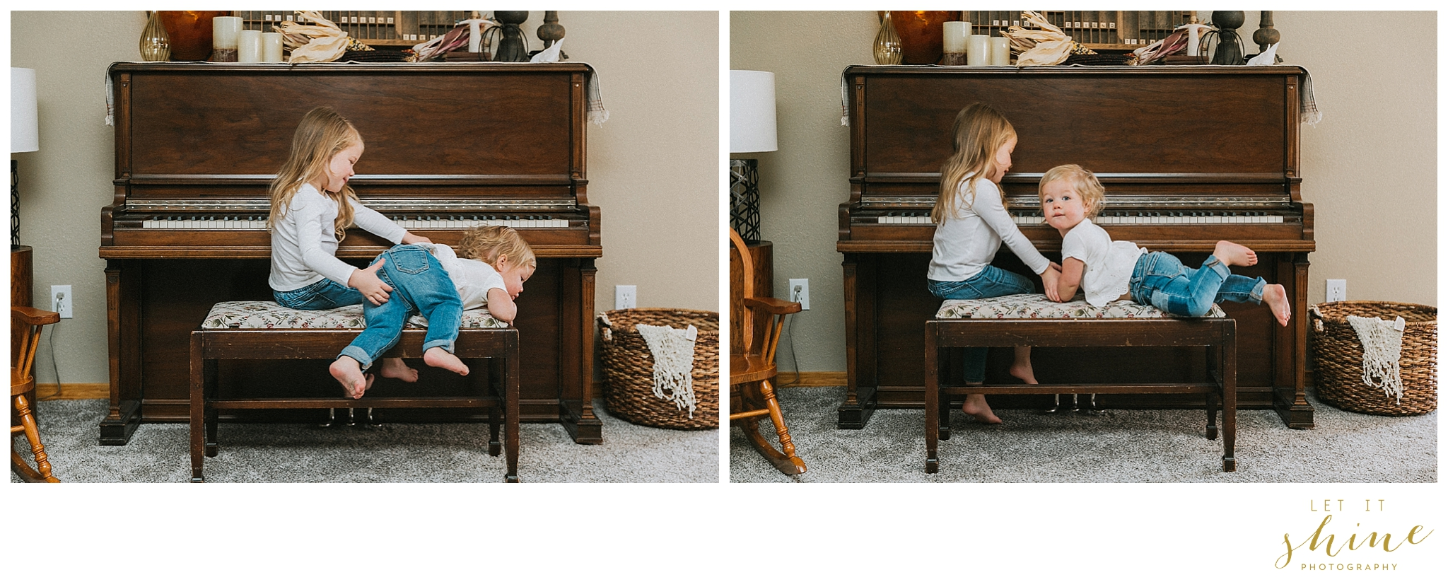 Lifestyle in home Photography