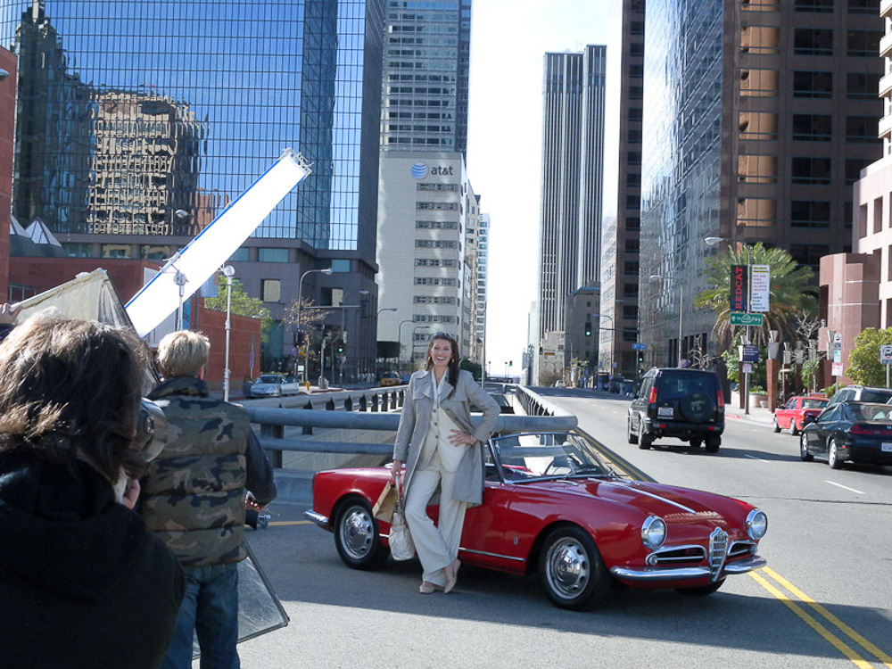 SPEEDBALL PRODUCTIONS Fotoproduktion Locations USA Kanada