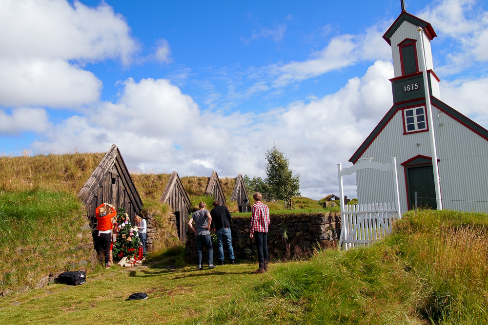 SPEEDBALL PRODUCTIONS Fotoproduktion Locations Island Iceland