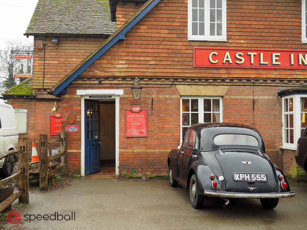 SPEEDBALL PRODUCTIONS Fotoproduktion Locations England