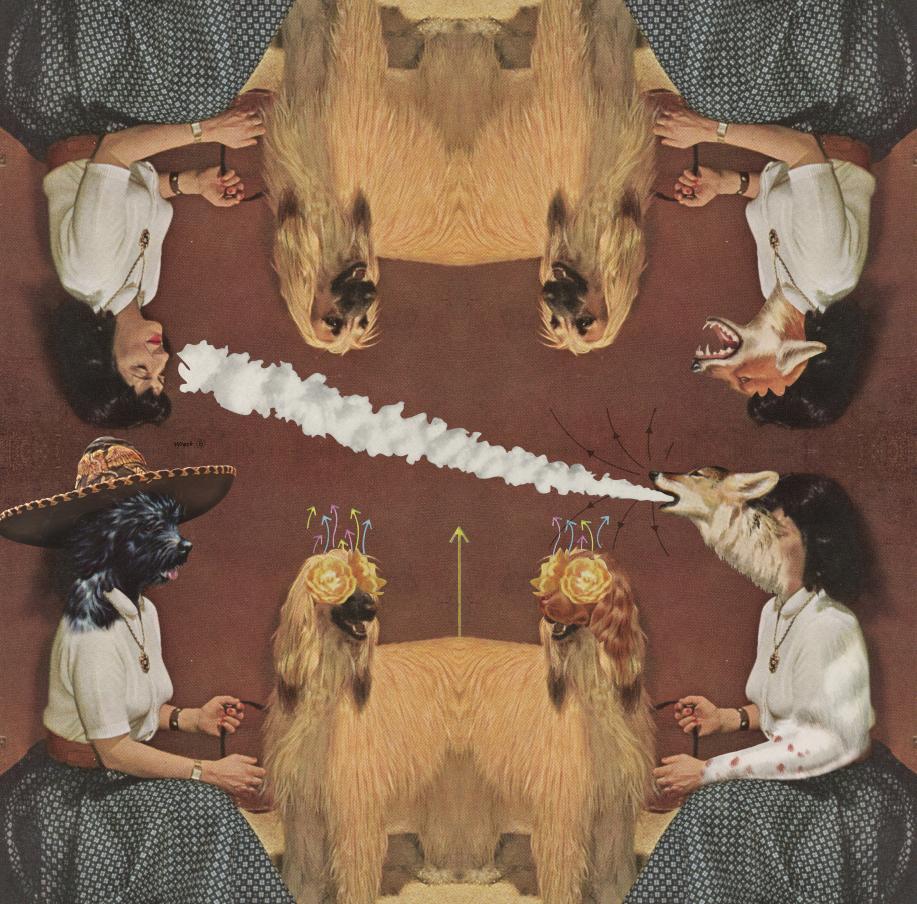 Digital collage / 2013