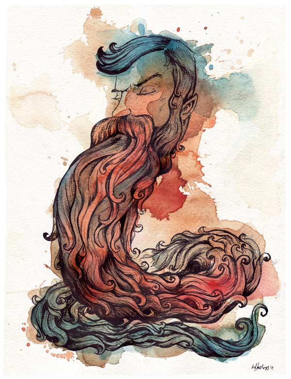 The Bearded Serpent