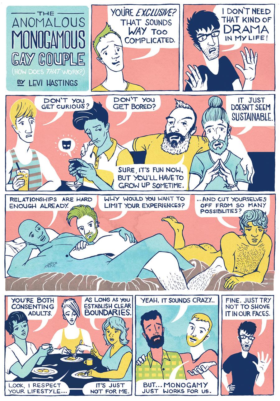 Queer Comic