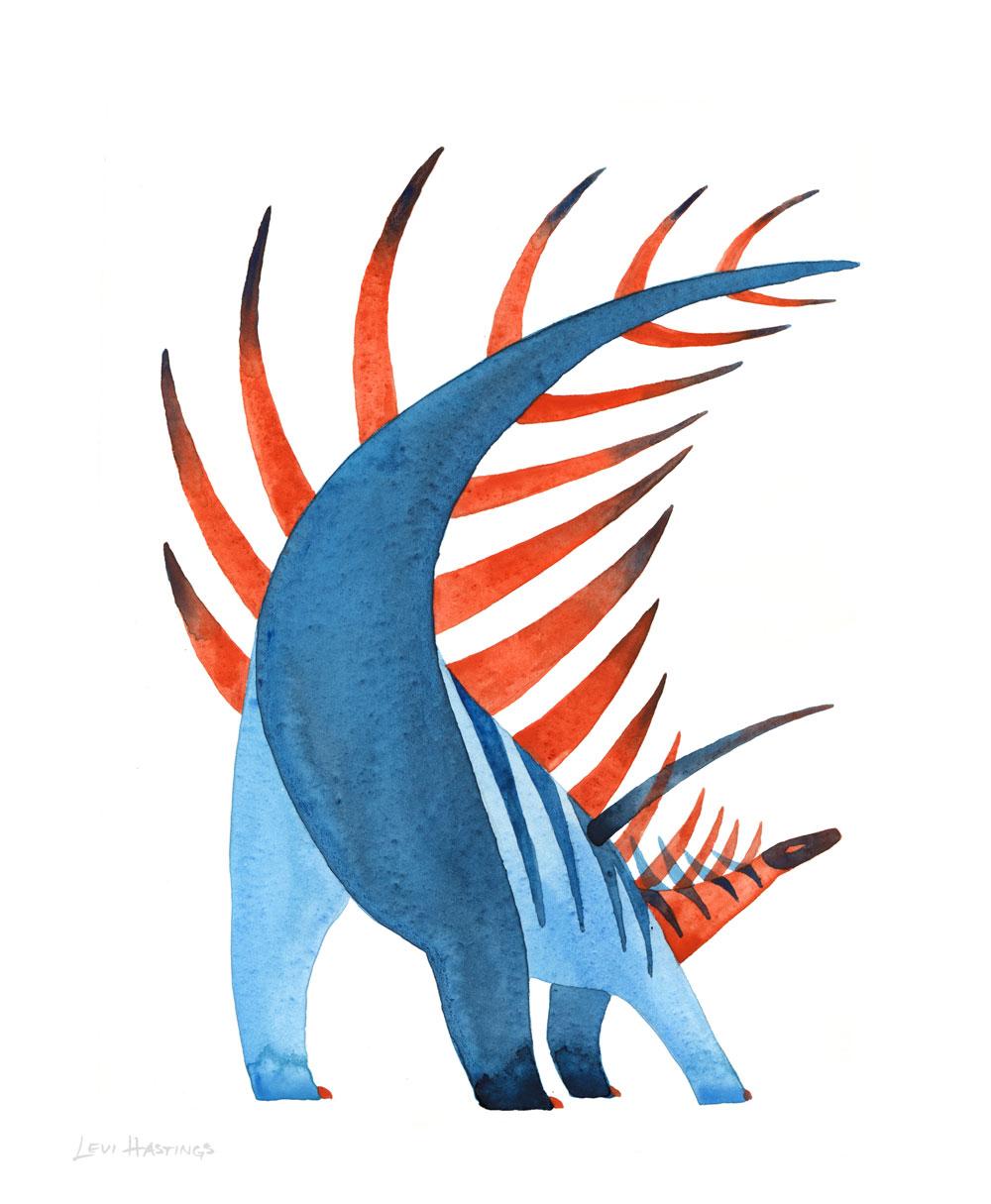 Kentrosaurus