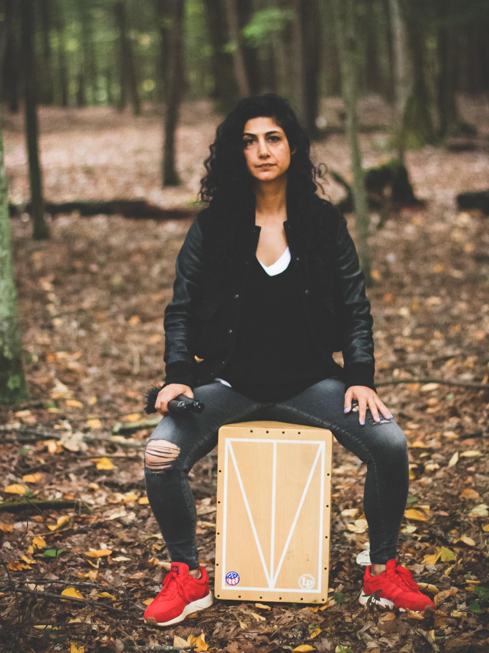 Mona Tavakoli by EASEL