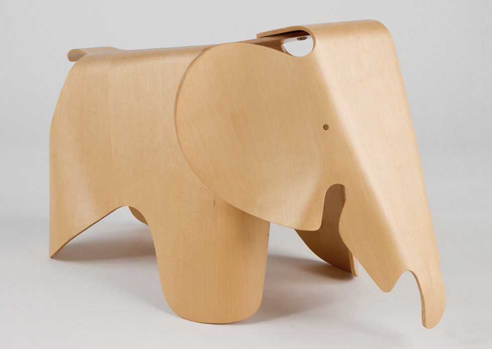Elephant, Charles and Ray Eames