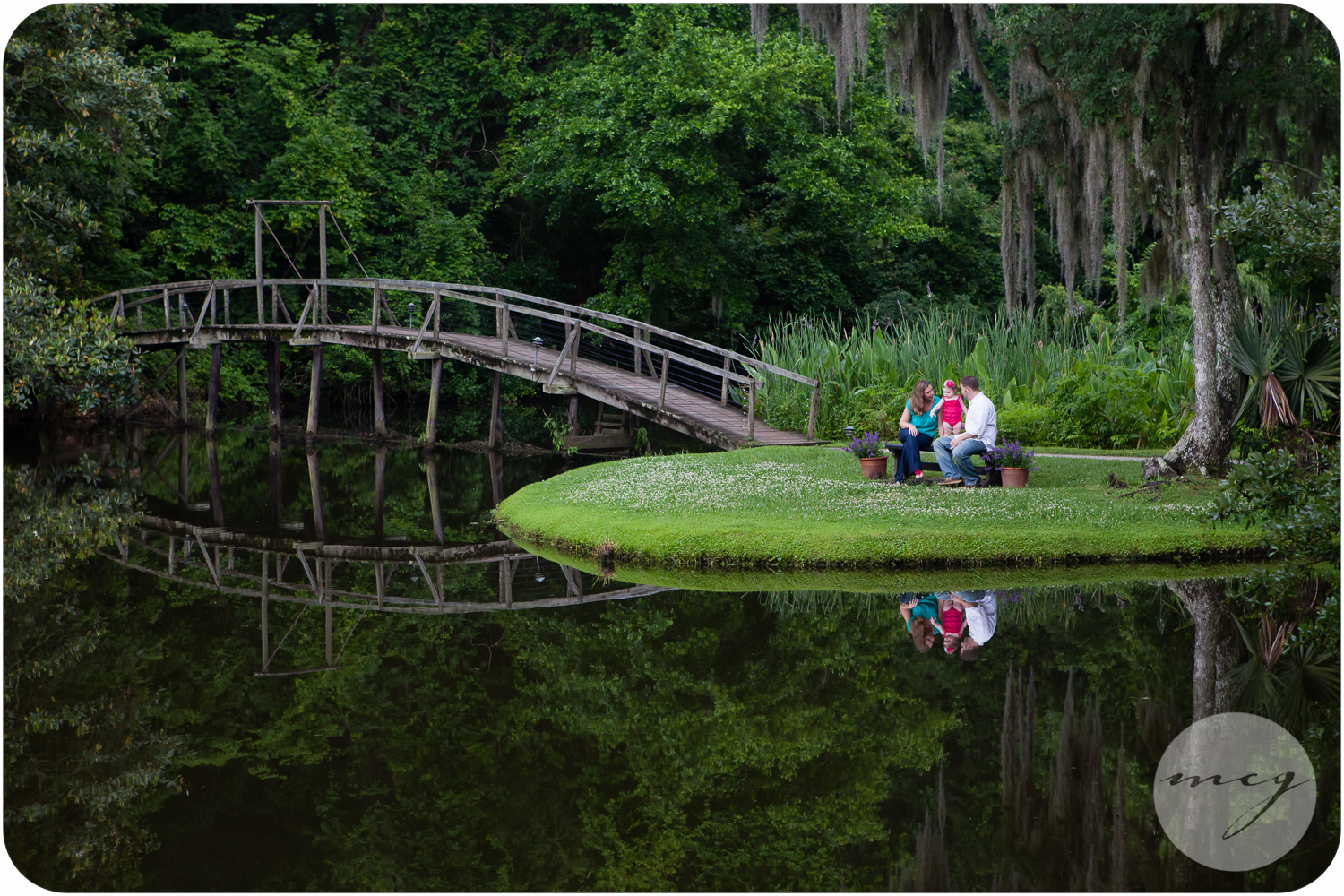 Middleton Place Family Photography