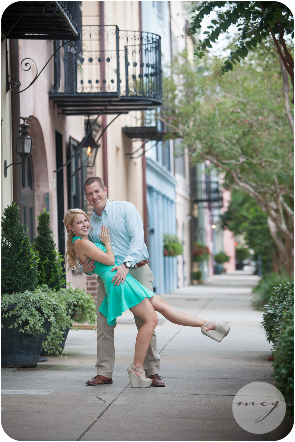 Charleston SC Engagement Photography
