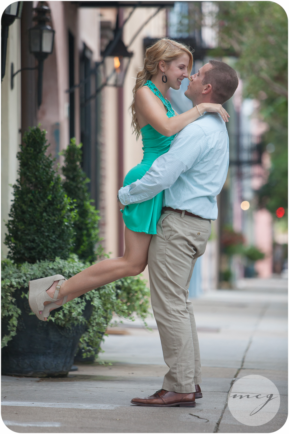 Charleston SC Engagement Photographers