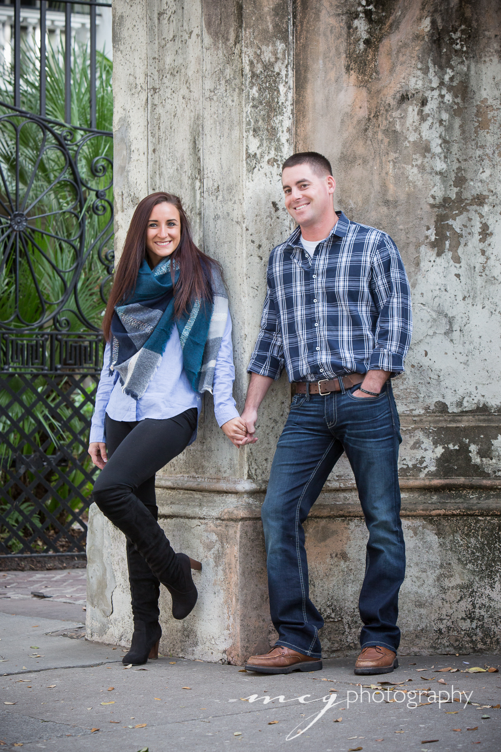 Charleston Engagements Photographs
