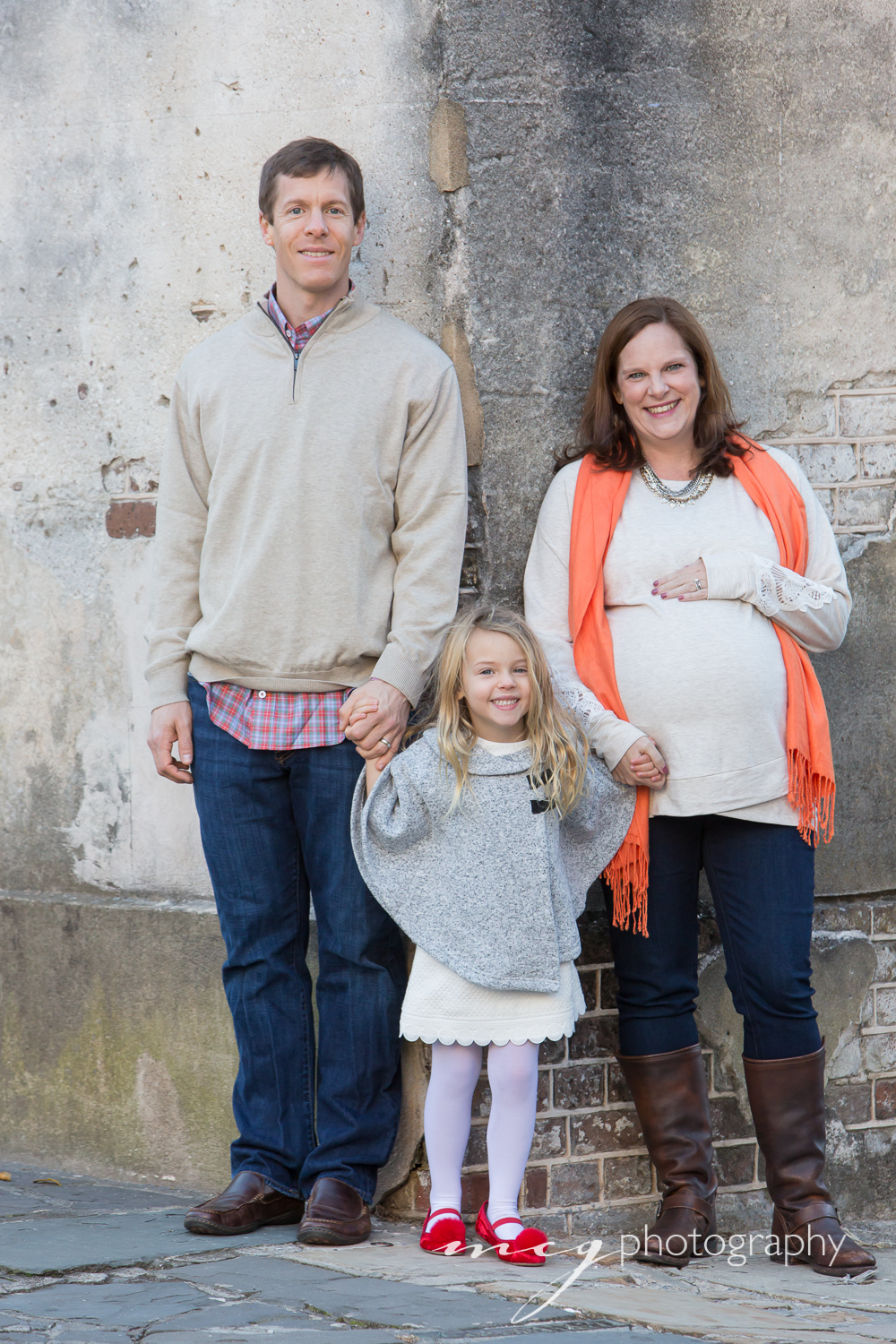 Charleston SC Maternity Family Photos