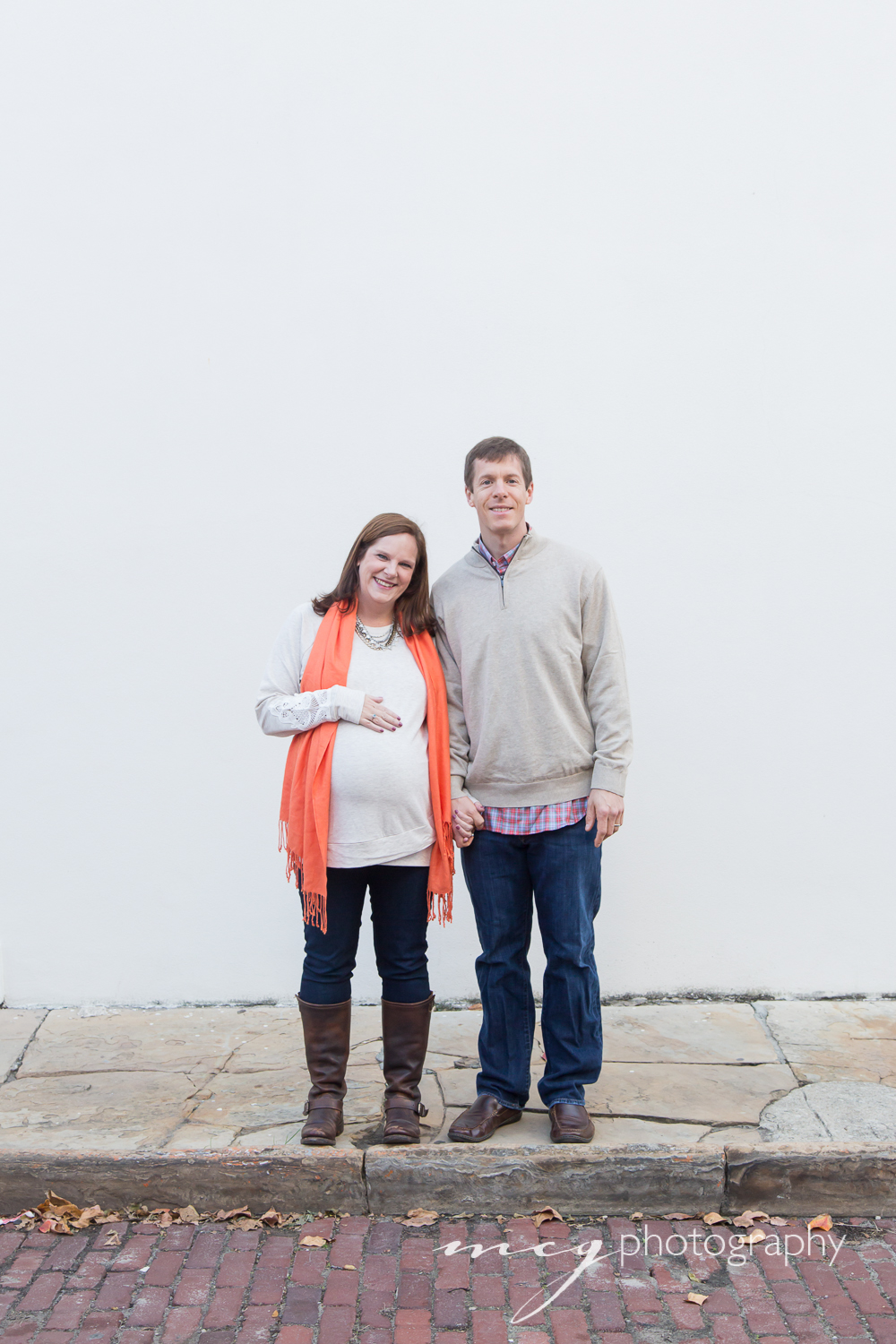 Charleston SC Maternity Couple Photos
