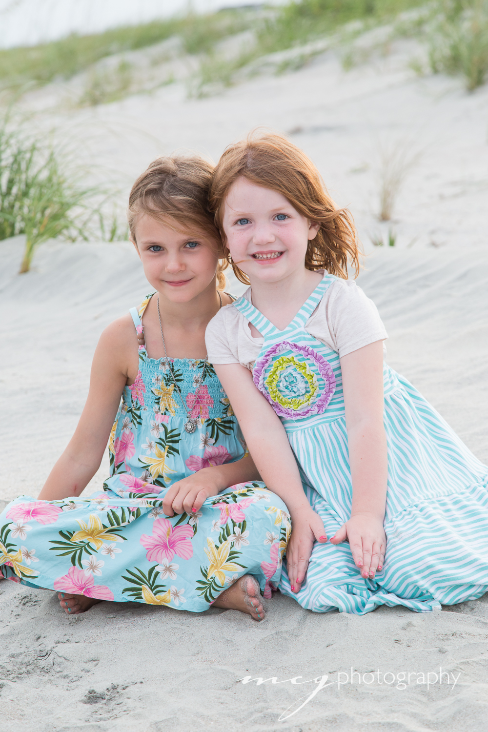 Isle of Palms beach portraits