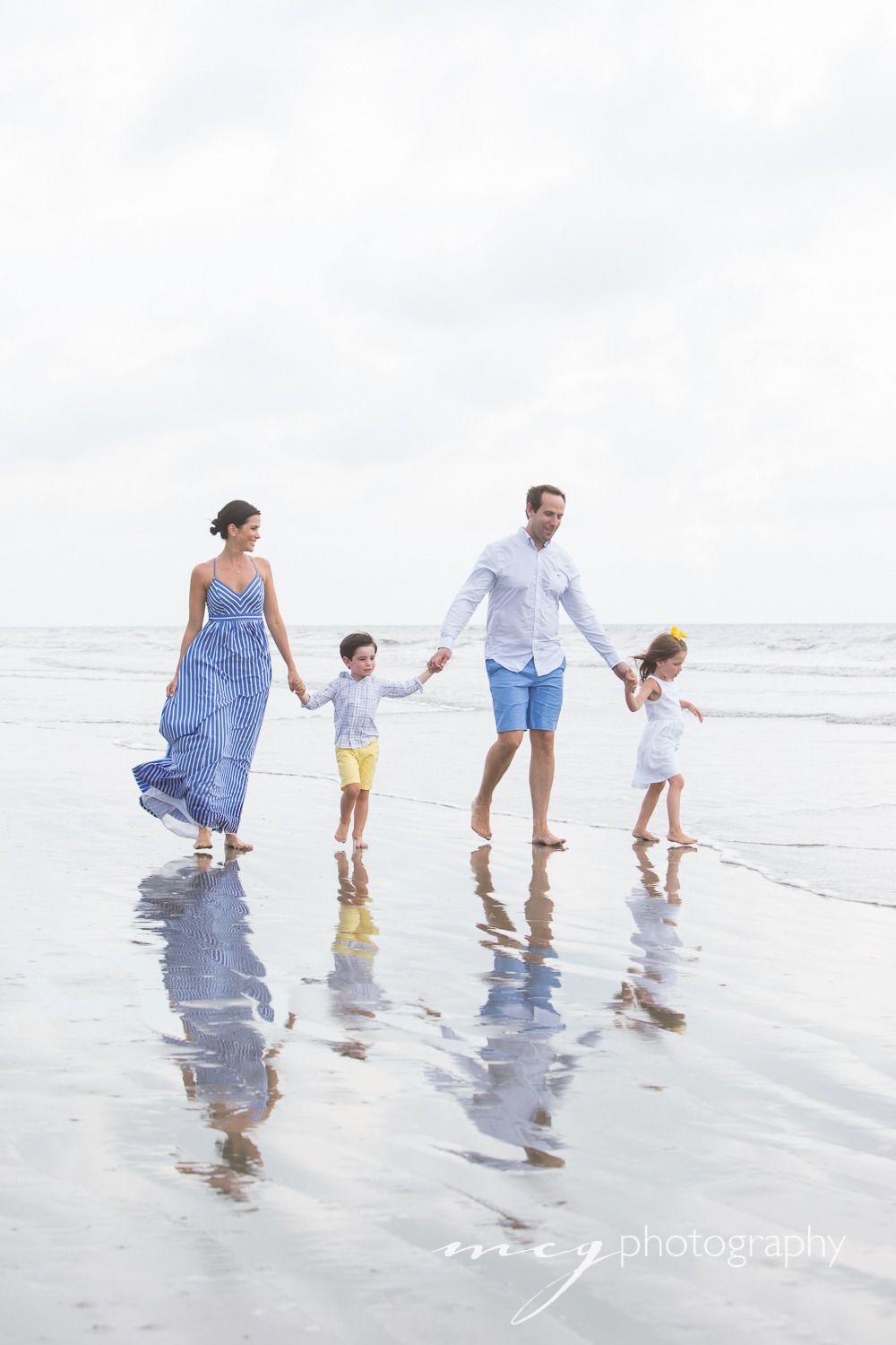 Kiawah Island family beach photography