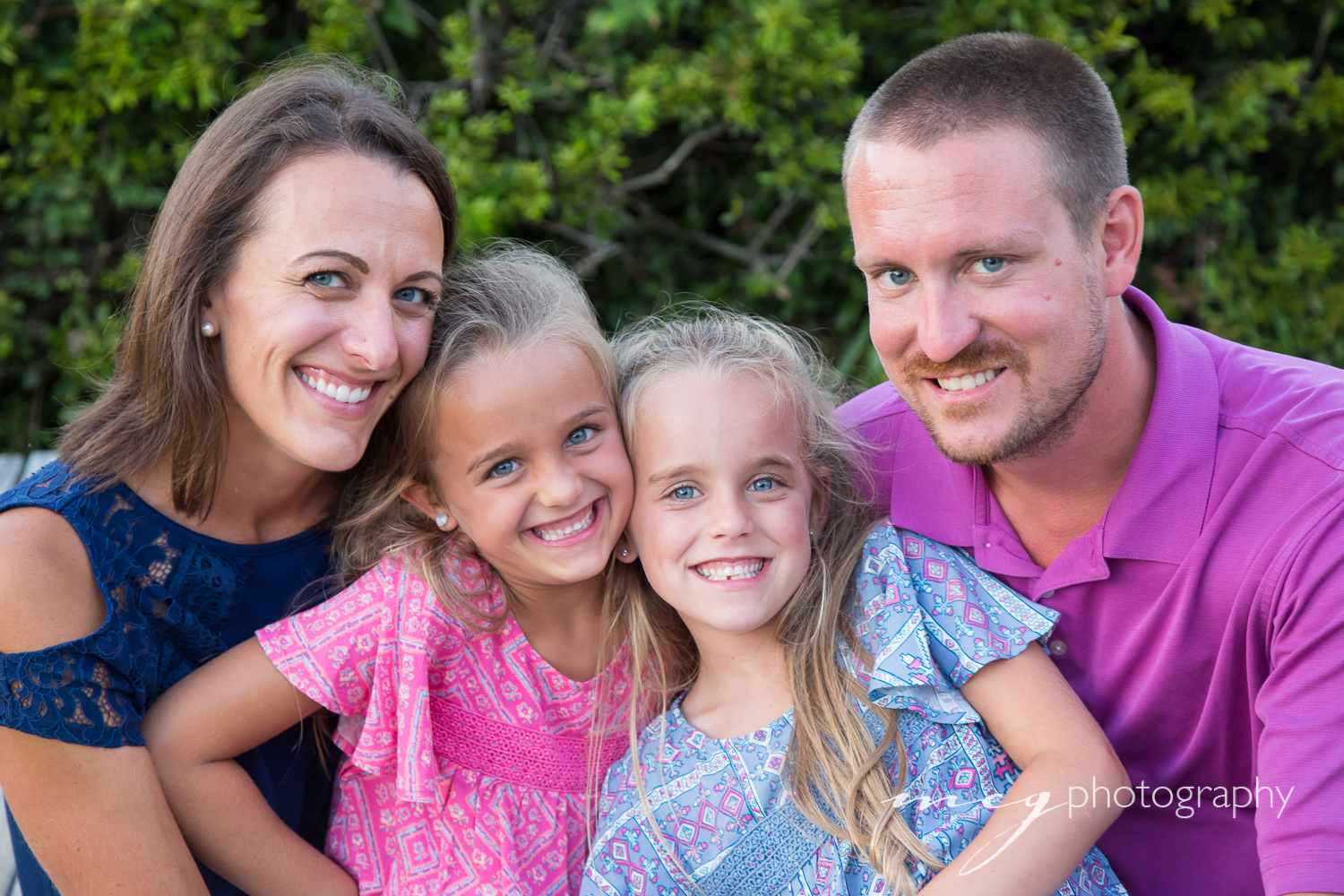 Seabrook SC family photography