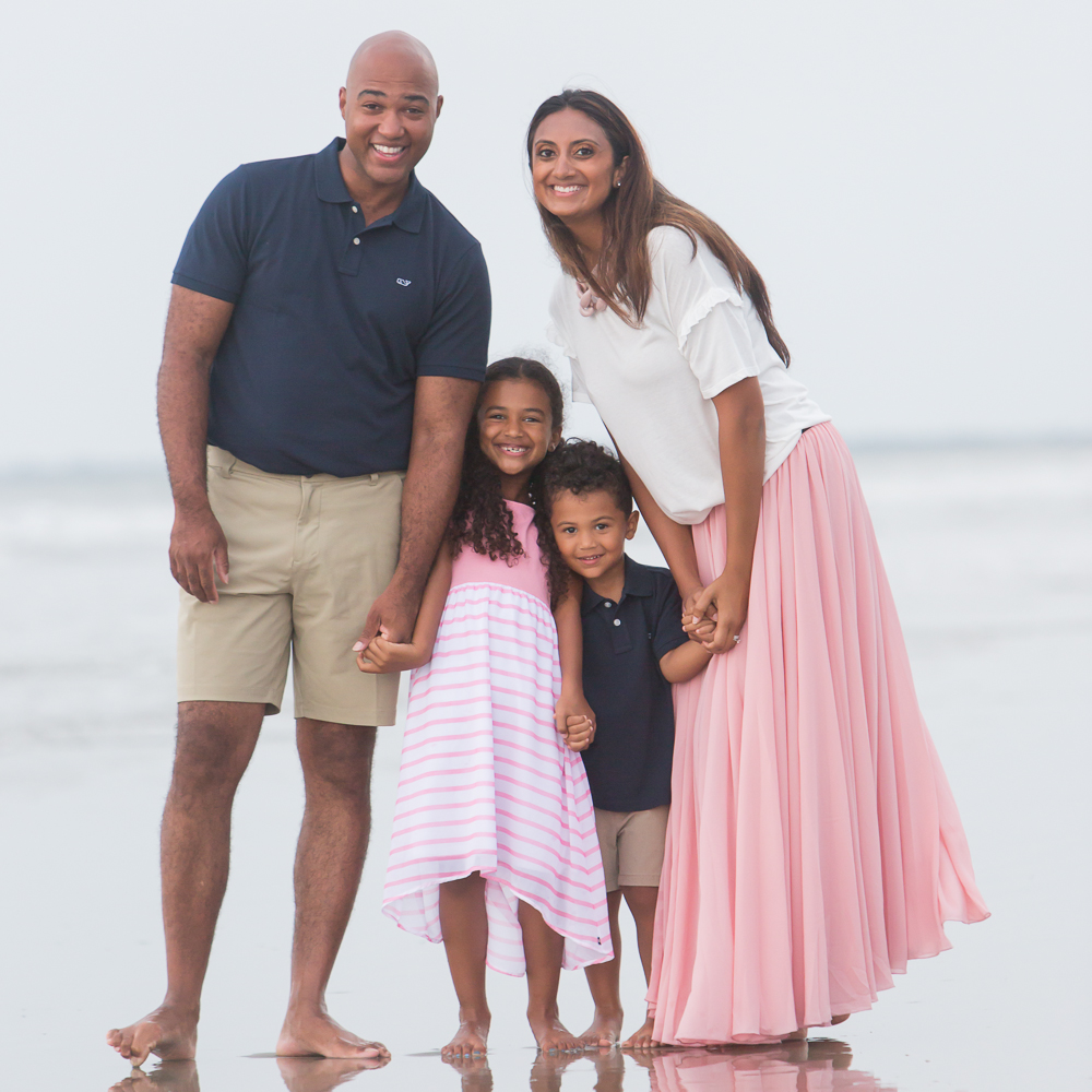 """""""MCG Photography is everything! Their service from  helping us get vacation pictures scheduled, to the day of shoot and to the final delivery of their phenomenal work was nothing short of exceptional. I'd recommend them to anyone and we look forward to using them again during our next vacation.""""      - Paaras"""