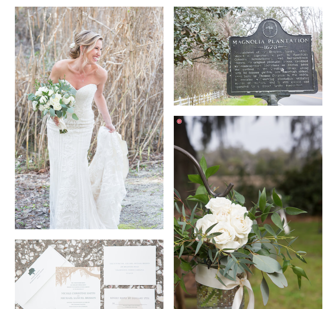 Palmetto State Wedding Blog Post